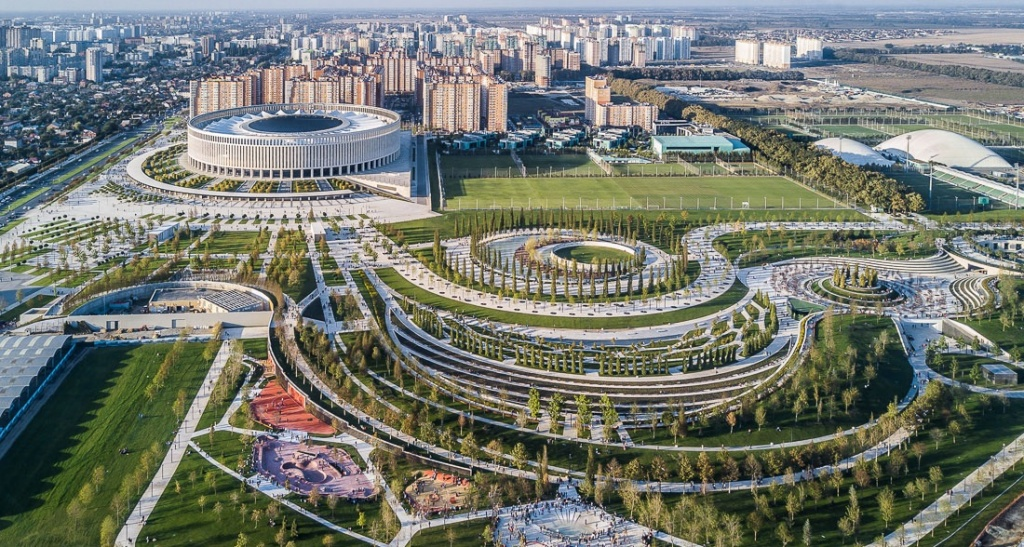 Главная достопримечательность Краснодара