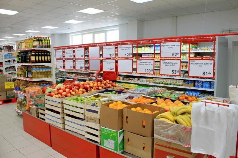 Цены на продукты в Краснодаре фото